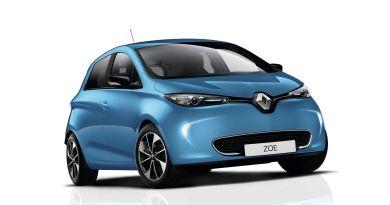 Im Dezember 2016 war das Elektroauto Renault Zoe auf Platz 1 der Neuzulassungen. Ab dem 1. Oktober kann das Elektroauto Renault Zoe auch mit einer Reichweite von 400 Kilometern bestellt werden. Bildquelle: Renault