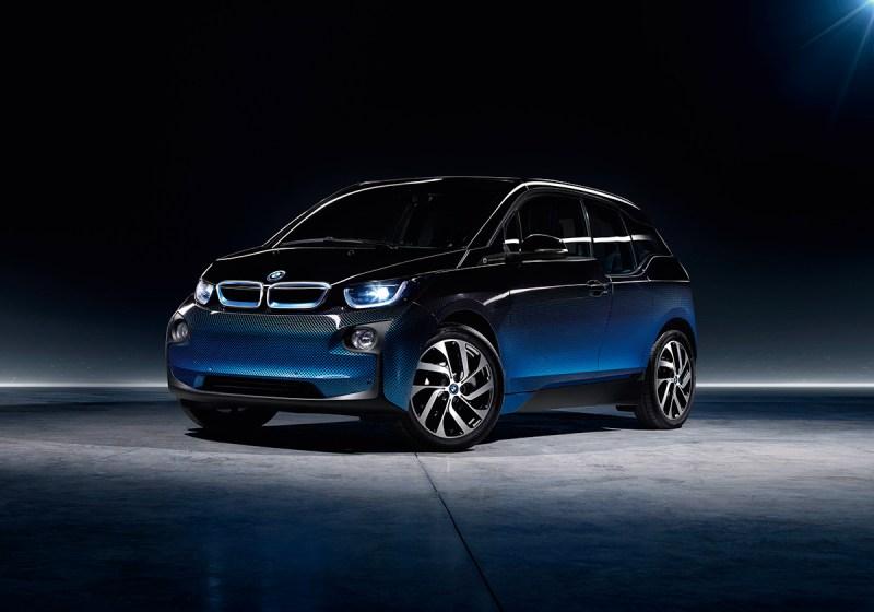 Das Elektroauto BMW i3 Garage Italia CrossFade. Bildquelle: BMW