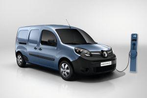 Das Elektroauto Renault Kangoo Z.E. verfügt jetzt über 270 Kilometer Reichweite. Bildquelle: Renault