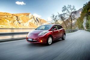 Im November 2016 wurde die 75.000ste Einheit des Elektroauto Nissan Leaf in Europa verkauft. Bildquelle: Nissan