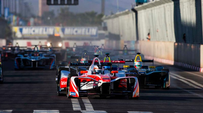 2016/2017 FIA Formula E Championship. Marrakesh ePrix, Circuit International Automobile Moulay El Hassan, Marrakesh, Morocco. Saturday 12 November 2016. Photo: Sam Bloxham/LAT/Formula E ref: Digital Image _SLA8141