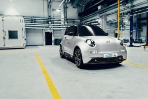 CeBIT - Elektroauto eGO Mobile Life kostet nur 15900 Euro © e.GO Mobile AG
