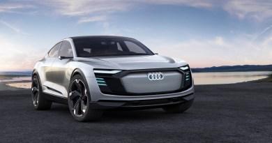 Elektroauto Audi e-tron Sportback wird ab 2019 in Brüssel produziert. Bildquelle: Audi / VW AG