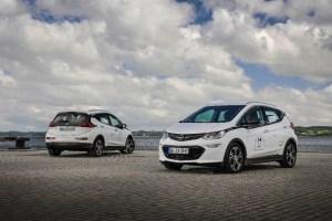 Elektroauto Opel Ampera-e. Bildquelle: Opel