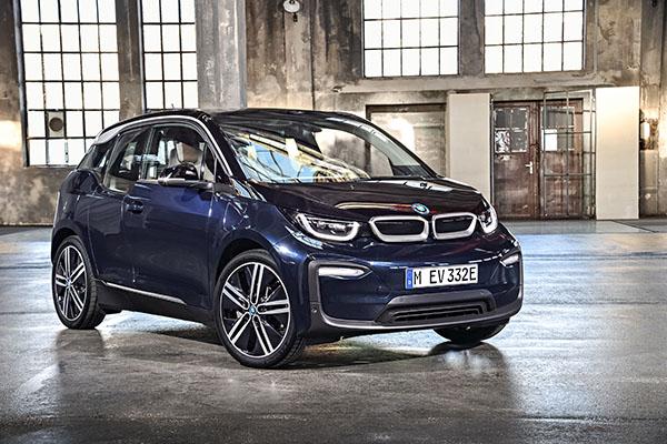 Elektroauto BMW i3 (Modelljahr 2018). Bildquelle: BMW