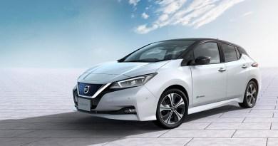 Die zweite Generation des Elektroauto Nissan Leaf kommt im Herbst 2017 auf den Markt. Bildquelle: Nissan