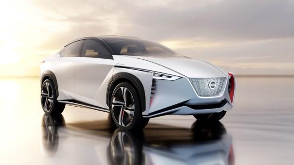 Das Elektroauto Nissan IMx wurde auf der Automesse Tokyo Motor Show präsentiert. Bildquelle: Nissan