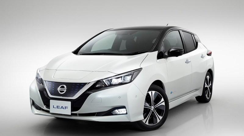 Elektroauto Nissan Leaf 2. Bildquelle: Nissan