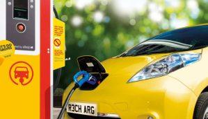 """Im Rahmen seines """"Shell Recharge"""" Programms hat der Treibstoffkonzern bereits 3 Schnellladestationen in Großbritannien in Betrieb genommen. Bildquelle: Shell"""