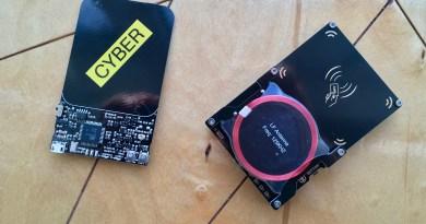 NFC Karten Analysewerkzeuge, solche Karten werden unter anderem für manche Ladestation für Elektroautos verwendet. Bildquelle: CCC.de