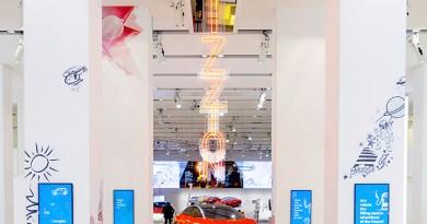 Elektroauto VW I.D. Vizzion. Bildquelle: VW AG