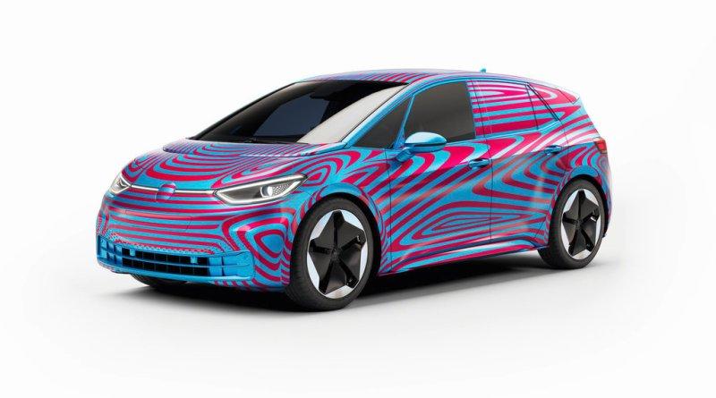 Elektroauto VW ID.3. Bildquelle: VW AG