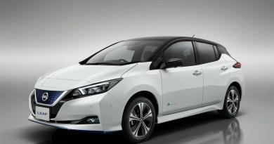 Nissan bietet seine Elektroauto mit 10.000 Euro Rabatt an