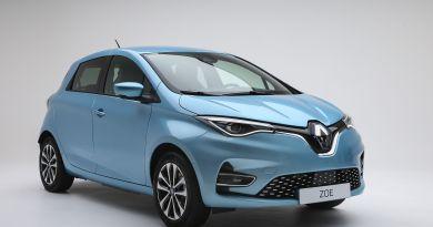 Das Elektroauto Renault Zoe ist das am meisten verkaufte Elektroauto in Europa