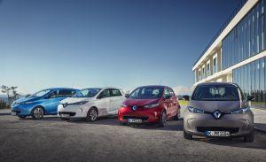 Elektroauto Renault Zoe 2017. Bildquelle: Renault