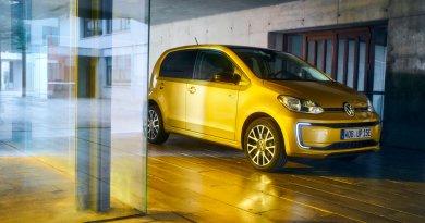 """Mille Miglia Green"""": Elektroauto VW e-up! startete bei Erstauflage des E-Mobilitäts-Wettbewerbs"""