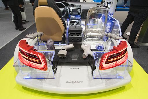 Auch in Elektroautos kann der 3D-Druck genutzt werden. Bildquelle: 3D Hubs