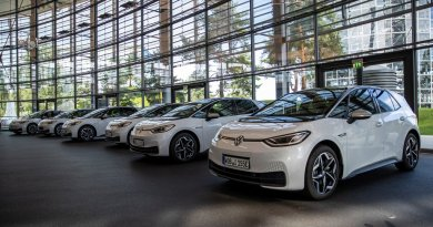 Elektroauto VW ID.3 wird bereits an Trainer ausgeliefert