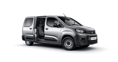 Das Elektroauto Peugeot e-Partner kommt im Herbst 2021 auf den Markt. Bildquelle: Peugeot