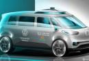 Elektroauto VW ID. BUZZ soll auch autonom fahren
