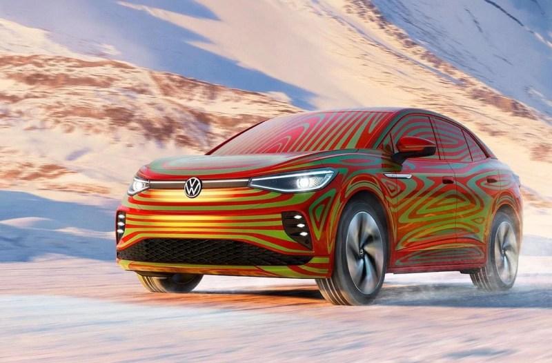 Elektroauto VW ID5. Bildquelle: VW AG