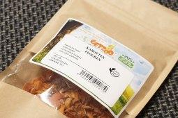 Produktreview: Getzoo Karottenflocken