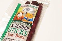 Produktreview: Hugro Rote Beete Knabbersticks