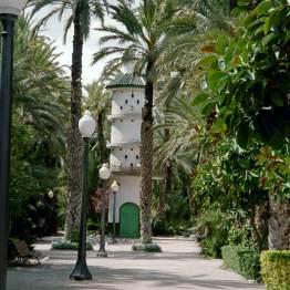 Der Palmengarten Elche