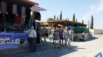 Eingang zum Zoco Market