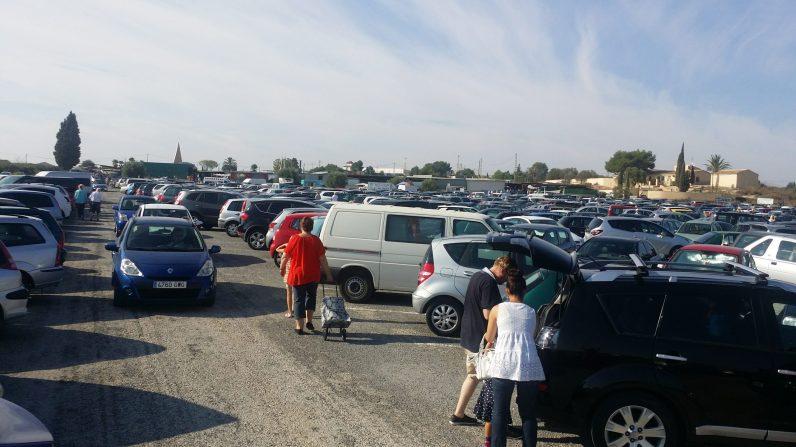 Parken am Zoco Market