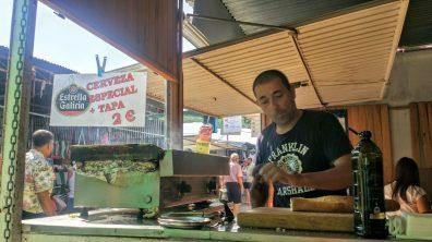 Tapa und Bier 2 Euro
