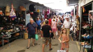 Auf dem Zoco Markt