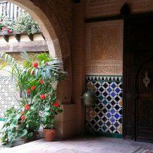 Maurisches Teehaus