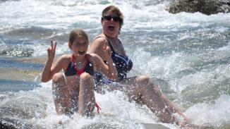 Spaß am Meer