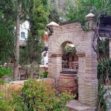 Treppen und Säulen