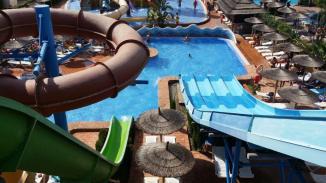 Riesenrutsche La Marina Resort