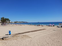 Strand von Villajoyosa 2