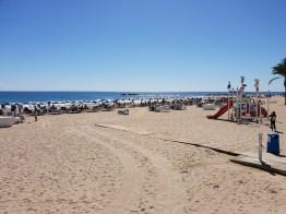Strand von Villajoyosa