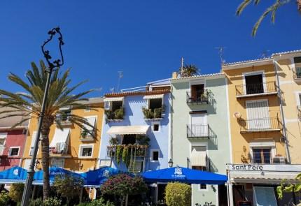 Villajoyosa Promenade