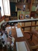 altes Büro im Museum