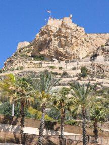 Castell de la Santa Bàrbara