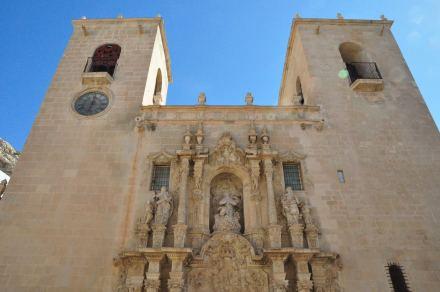 Esglesia de Santa Maria d'Alacant 4