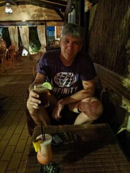 Ich und mein Drink :-)