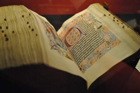 Schöne alte Bücher