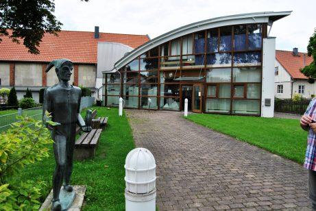 Das Till Eulenspiegel Museum in Schöppenstedt: Bei meinem ersten Besuch noch in der Umbauphase