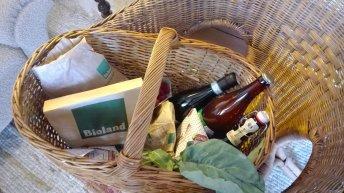Die Einkäufe für das Picknick im Nördlichen Vorharzland / Beate Ziehres