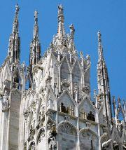 Kurzbesuch in Mailand