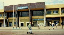 Start unserer Flugsafari in Botswana