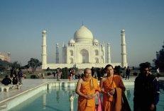 Pilgerort Taj Mahal