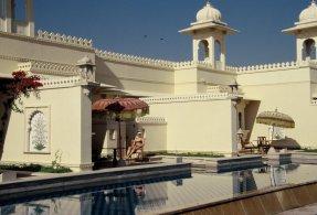 Unser Luxusressort in Udaipur